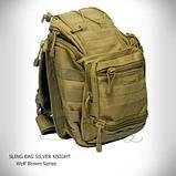 Сумка (подсумок) SILVER KNIGHT 803, фото 2