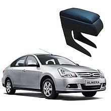 Подлокотник (Бар Люкс) Nissan Almera G11/G15 (2012-)