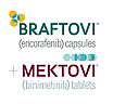 Мектови (Биниметиниб) 15 мг 180 таб. + Брафтови (Энкорафениб) 75 мг 2*90 капс. (США), фото 2