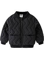 Куртка-бомбер стеганная арт. 8135/082