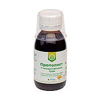 Прополис + 7 лекарственных трав (противовоспалительное средство для полости рта, 100 мл)
