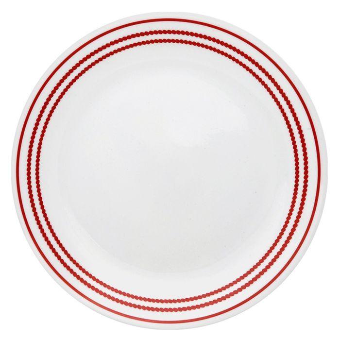 Тарелка обеденная Ruby Red, d=26 см