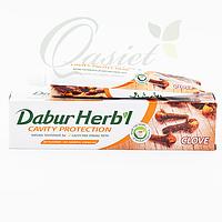 Зубная паста с эфирным маслом гвоздики против кариеса без зубной щетки