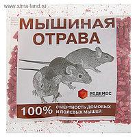 """Зерновая гранулированная приманка """"Мышиная отрава"""", 150 г"""