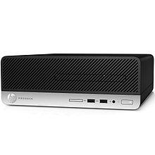 HP 7EL92EA Компьютер ProDesk 400 G6 SFF, GOLDHE, i5-9500 8GB/1TB HDD, DVDRW, W10p64