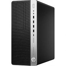 HP 7XL00AW Компьютер EliteDesk 800G5 TWR,250W i5-9500 8GB/256GB, DVDRW Win10 Pro