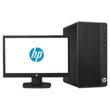 HP 6CF47AV/TC31 Компьютер ProDesk 400 G6 MT i3-9100 8GB/256*1TB DVDRW Win10 Pro, монитор V214a в комплекте