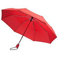 Зонт складной AOC, красный, фото 1