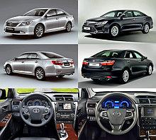 Автозапчасти для TOYOTA CAMRY 50 2012-2015 и TOYOTA CAMRY 55 2015-2018