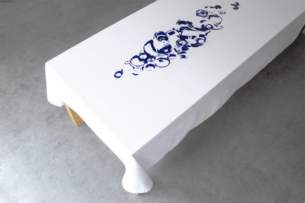 Пошив и печать на скатерти