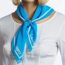 Пошив и печать на шарфах