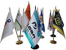 Пошив и печать на флагах, флажках