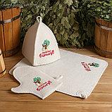 Пошив и печать на банных коврики сидушки, фото 5