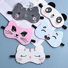 Пошив и печать на масках для сна