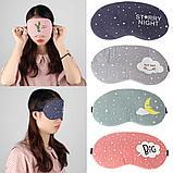 Пошив и печать на масках для сна, фото 2