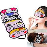 Пошив и печать на масках для сна, фото 3