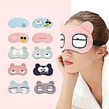 Пошив и печать на масках для сна, фото 4