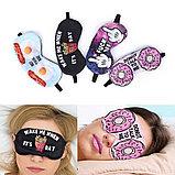 Пошив и печать на масках для сна, фото 5