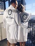 Пошив и печать на халатах, фото 6