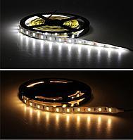 Светодиодная лента / Лампа теплого белого света низкого напряжения (5 метров)