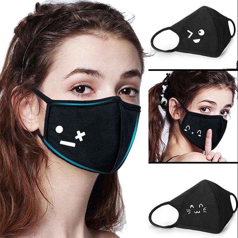 Пошив и печать на масках для лица
