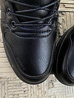 Ботинки зим черн NY, фото 1