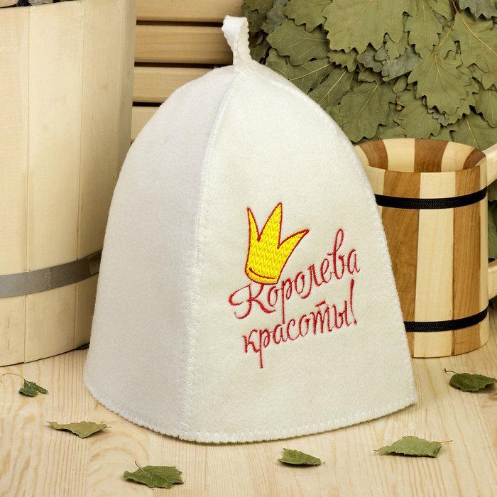 Пошив и печать на банных шапках