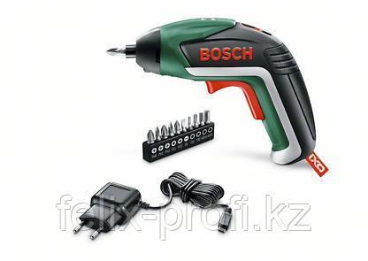 Шуруповерт-отвертка аккумуляторная Bosch IXO V (basic)