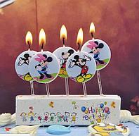 Свечи мультфильм Микки Маус