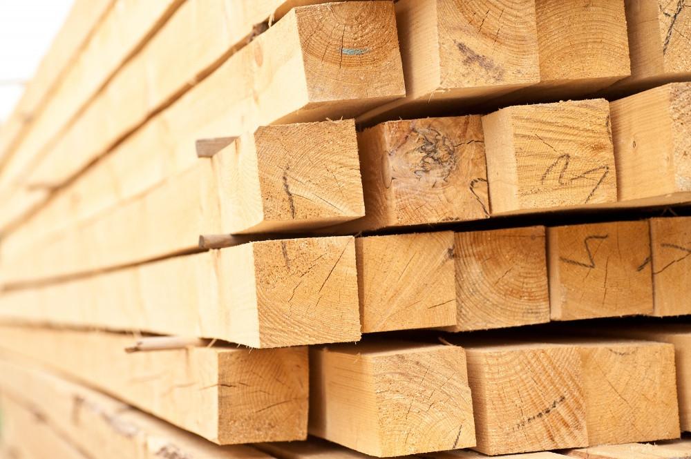 Деревянный брус все размеры - фото 1