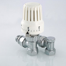 Клапаны и элементы термостатические