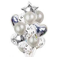 Фольгированные шары 10в1