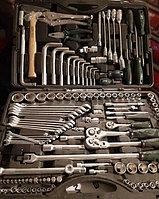 """Набор инструмента 1/4"""", 1/2"""". 137 пр. AEROFORCE AE-S137"""