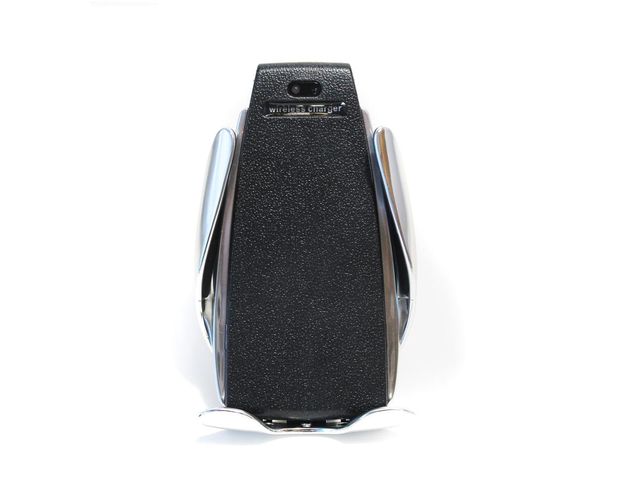Беспроводная авто зарядка QI Car Charger S5, для iPhone и Samsung