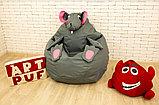 Пошив и печать на кресле мешке/груше, фото 3
