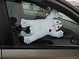 """Пошив и печать на """"кот на липучках в машину"""", фото 4"""