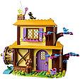 43188 Lego Disney Princess Лесной домик Спящей Красавицы Авроры, Лего Принцессы Дисней, фото 5
