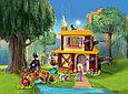 43188 Lego Disney Princess Лесной домик Спящей Красавицы Авроры, Лего Принцессы Дисней, фото 3