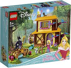 43188 Lego Disney Princess Лесной домик Спящей Красавицы Авроры, Лего Принцессы Дисней