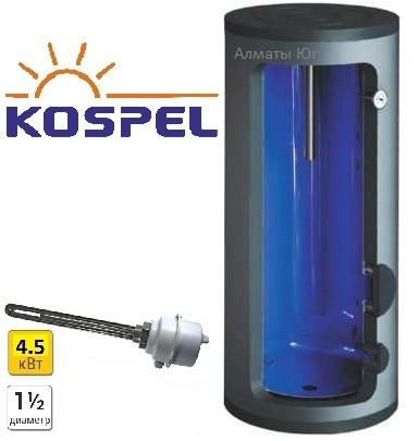 Напольный электрический накопительный водонагреватель Kospel SE Termo 400