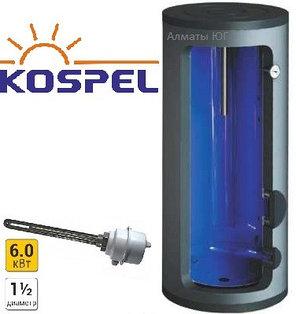 Напольный электрический накопительный водонагреватель Kospel SE Termo 500, фото 2