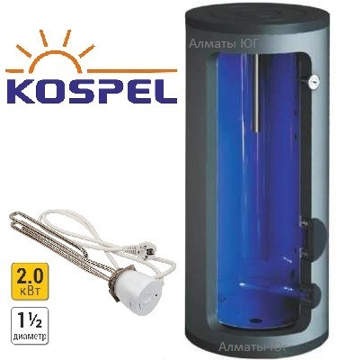 Напольный электрический накопительный водонагреватель Kospel SE Termo 200