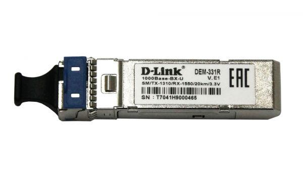Трансивер D-Link DEM-331R/20KM/10/A1A
