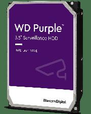 Жесткий диск Western Digital Purple Surveillance 10Tb WD102PURZ