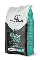CANAGAN Grain Free, FREE-RUN TURKEY DENTAL, 6 кг для собак и щенков, Индейка, ухода за полостью рта, фото 1