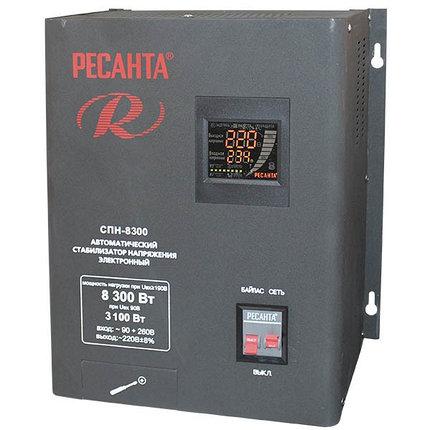 Стабилизатор напряжения РЕСАНТА СПН-8300, фото 2