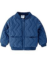 Куртка-бомбер стеганная арт. 8135/012