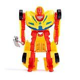 Робот-трансформер «Суперкар», цвета МИКС, фото 5