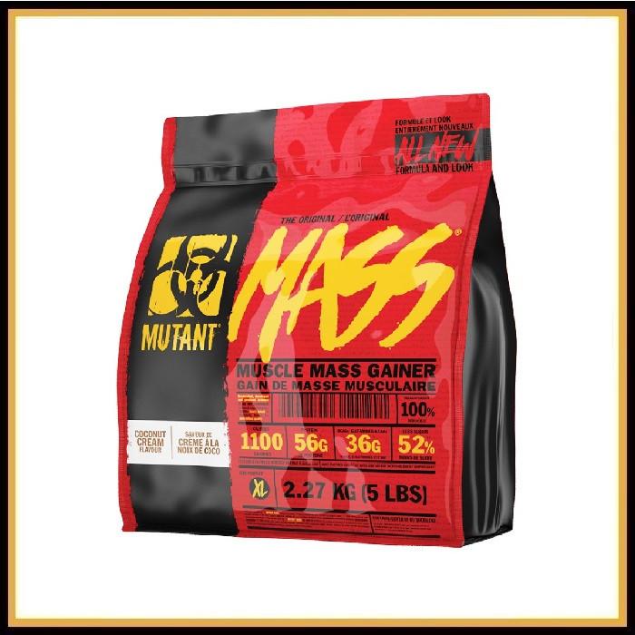 MUTANT Mass 2,3кг (шоколад)