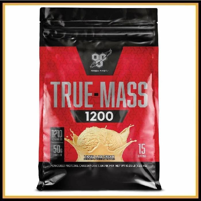 BSN True-Mass 1200 4,7кг (клубничный)